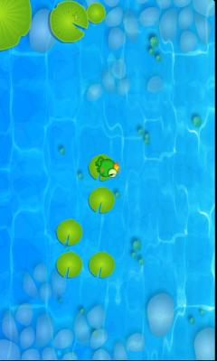 聪明小青蛙跳跃闯关安卓下载v1.0.1 我机网