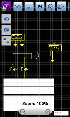 pro(dtp)仿真电路模拟器安卓下载v3