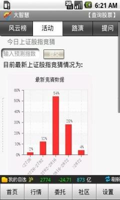 大智慧手机炒股软件 官方超赢版截图2