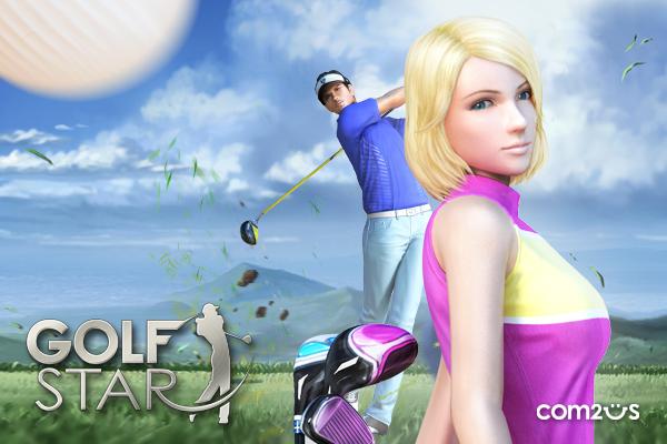 Com2uS是韩国的一家很有名的游戏公司,它现在推出了一款欧美风的高尔夫游戏Golfstar《高尔夫之星》,里面不是白富美就是高帅富,游戏中结合了亚洲风格和欧美风格,拥有精美游戏画面和细腻游戏操作。游戏里还可以通过人物设定系统来创造一个自己喜欢的角色,不管是帅哥还是美眉,自己设计一个吧。   看见上面那个Wi-fi标记了吗?是的这款游戏需要联网,官方称这是大型多人在线高尔夫游戏(GOLF MMOG),在这里款可以和全球玩家比拼高尔夫技术。使用Gom2Us Hub或者Facebook的账号登陆游戏后,即进入