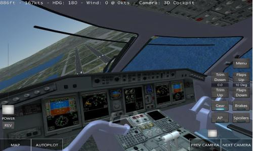 真实飞行《无限试飞》游戏测评