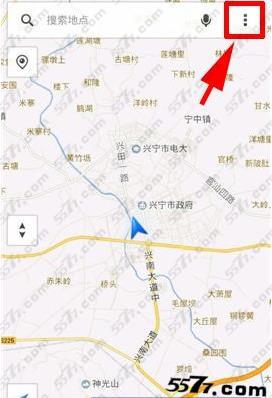 腾讯地图卫星地图查看方法图片