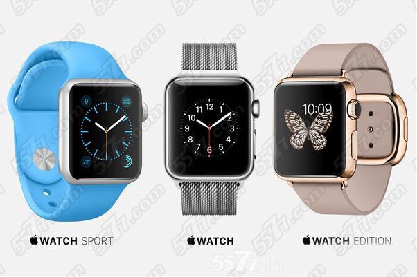 苹果手表apple watch配件零售价格及购买方法