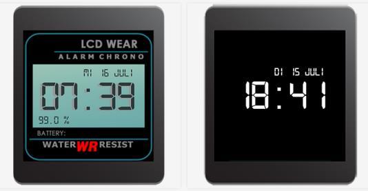 出差回来到了90年代,并获得LCD老感觉你的手腕。 这个数字watchface与以下Android Wear;兼容的手表:  -摩托罗拉摩托360 -LG Gwatch -LG GR -三星Gear wtach -索尼的SmartWatch 3 -华硕ZenWatch 日期格式和时间格式自动切换到主设备的默认。 其设计在德国 展开