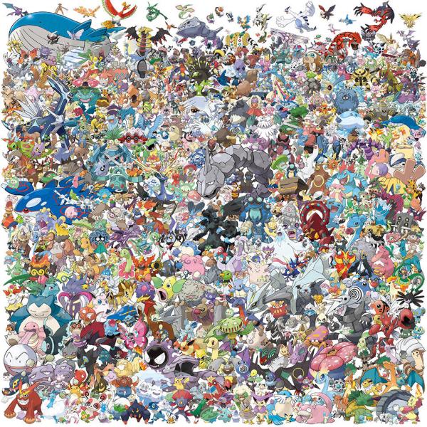 Pokemon Go图鉴大全 Pokemon Go小精灵图鉴 5577我机网