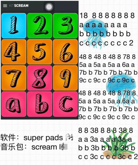 superpads what do you mean数字谱下载 superpads what do you mean