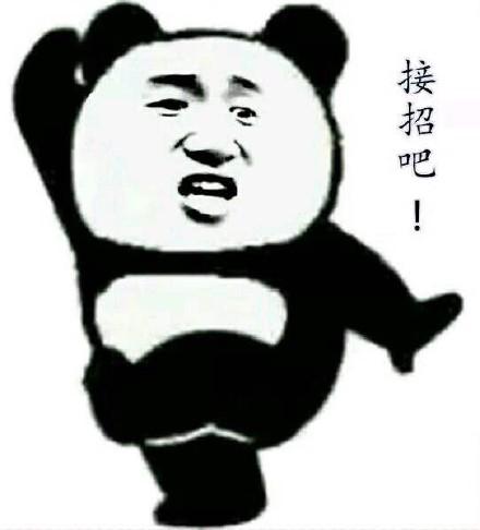 降龙十八掌熊猫功夫大全代表表情情包第1土拨鼠gif图片