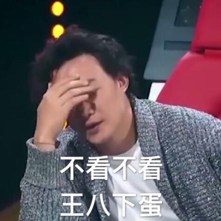 中国新歌声陈奕迅表情包