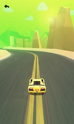 竖屏玩法的赛车竞速类手机游戏,这款游戏中拥有多种多样的赛车和赛道